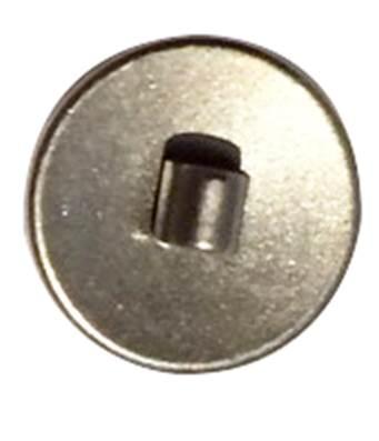 Plaquette visser en titane pur 8 mm for Plaquette de parement autocollante